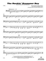 The Rockin' Drummer Boy: Tuba Sheet Music