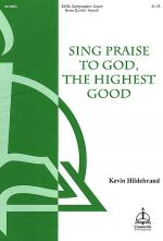 Sing Praise To god, The Highest Good Sheet Music