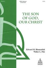 The Son of God, Our Christ Sheet Music