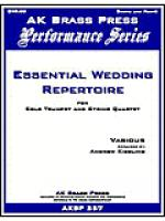 Essential Wedding Repertoire Sheet Music