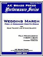 Wedding March from A Midsummer Night's Dream Sheet Music