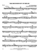 The Drummer Boy of Shiloh: Bassoon Sheet Music