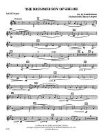 The Drummer Boy of Shiloh: 2nd B-flat Trumpet Sheet Music