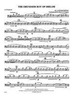 The Drummer Boy of Shiloh: 1st Trombone Sheet Music