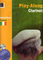 Ireland - Play Along Clarinet Sheet Music