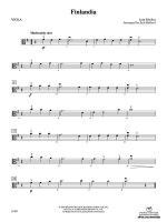 Finlandia: Viola Sheet Music