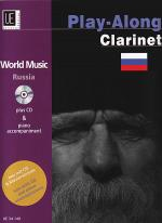 Russia - Play Along Clarinet Sheet Music