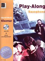 World Music - Klezmer with CD Sheet Music
