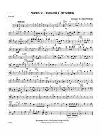 Santa's Classical Christmas: Cello Sheet Music