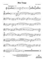 Blue Tango: 1st B-flat Cornet Sheet Music