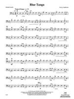 Blue Tango: String Bass Sheet Music