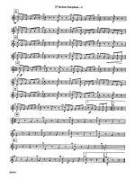 Semper Fidelis: E-flat Baritone Saxophone Sheet Music