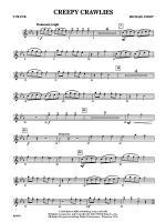 Creepy Crawlies: Flute Sheet Music