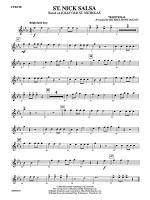 St. Nick Salsa: Flute Sheet Music