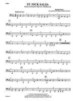 St. Nick Salsa: Tuba Sheet Music