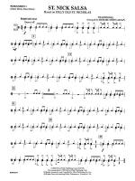 St. Nick Salsa: 1st Percussion Sheet Music