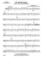 St. Nick Salsa: WP B-flat Tuba B.C. Sheet Music