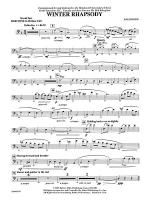 Winter Rhapsody: WP B-flat Baritone B.C. Sheet Music