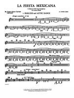 La Fiesta Mexicana (A Mexican Folk Song Symphony for Concert Band): B-flat Contrabass Clarinet Sheet Music