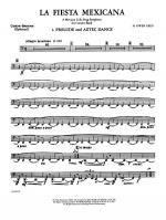 La Fiesta Mexicana (A Mexican Folk Song Symphony for Concert Band): Contra Bassoon Sheet Music