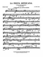 La Fiesta Mexicana (A Mexican Folk Song Symphony for Concert Band): 4th B-flat Cornet Sheet Music