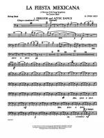La Fiesta Mexicana (A Mexican Folk Song Symphony for Concert Band): String Bass Sheet Music