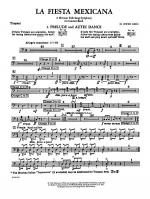 La Fiesta Mexicana (A Mexican Folk Song Symphony for Concert Band): Timpani Sheet Music