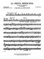 La Fiesta Mexicana (A Mexican Folk Song Symphony for Concert Band): 3rd Percussion Sheet Music