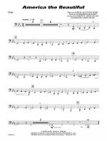 America, the Beautiful: Tuba Sheet Music