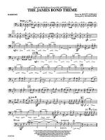 The James Bond Theme (from Die Another Day): Baritone B.C. Sheet Music