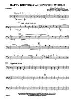 Happy Birthday Around the World: Bassoon Sheet Music