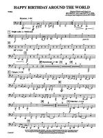 Happy Birthday Around the World: Tuba Sheet Music