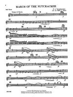 Nutcracker Ballet, Set II (March of the Nutcracker and Trepak): 2nd Flute Sheet Music