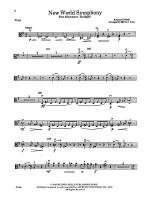 New World Symphony: Viola Sheet Music