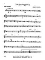 Sleeping Beauty (Waltz from the Ballet): E-flat Alto Saxophone Sheet Music