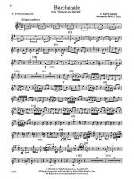 Bacchanale from Samson and Delilah: B-flat Tenor Saxophone Sheet Music