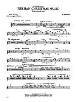 Russian Christmas Music: Piccolo Sheet Music