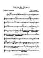 Italian in Algiers: 2nd E-flat Alto Saxophone Sheet Music