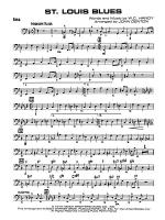 St. Louis Blues: String Bass Sheet Music