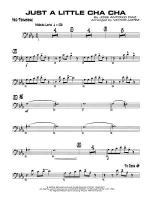 Just a Little Cha Cha: 3rd Trombone Sheet Music