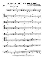 Just a Little Cha Cha: Tuba Sheet Music