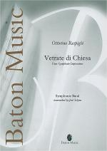 Vetrate di Chiesa (Church Windows) Sheet Music