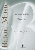 Concerto for Bassoon and Orchestra Sheet Music