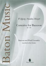 Concerto for Bassoon KV 191 Sheet Music