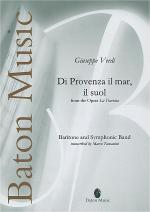 Di Provenza il mar, il suol Sheet Music