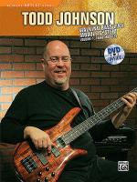 Todd Johnson Walking Bass Line Module System, Volume 1 Sheet Music