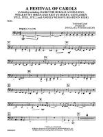 A Festival of Carols (A Medley): Tuba Sheet Music
