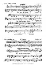 O Canada / God Save the Queen / Star-Spangled Banner: 3rd & 4th Horns in E-Flat Sheet Music