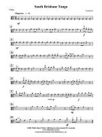 South Brisbane Tango: Viola Sheet Music