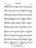 Tango Time: 2nd Violin Sheet Music
